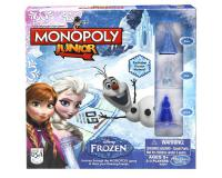 Monopoly Junior Jégvarázs változatban