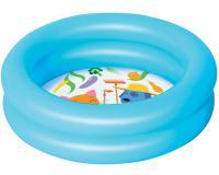 Bestway felfújható kék mini medence
