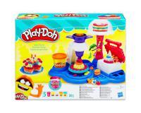 Play-Doh sütemény party