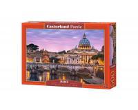 500 darabos kirakó A Vatikán