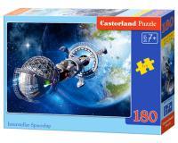 180 darabos kirakó Űrhajó