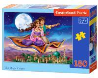 180 darabos kirakó Aladin varázs szőnyege