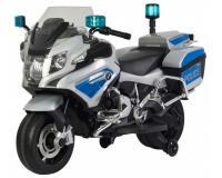 BMW R1200RT-P elektromos rendőrségi gyerek motorbicikli - 2 kiskerekü