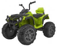 ATV 2.4Ghz zöld akkumulátoros quad