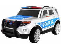 Elektromos kis rendőrautó