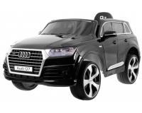 Audi Q7 2.4G LIFT lakkozott fekete akkumulátoros autó