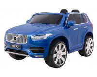 VOLVO XC90 2.4G lakkozott kék akkumulátoros autó