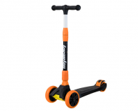 RoyalBaby 3 kerekes narancssárga roller