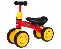 SporTrike Z7 piros négykerekű futókerékpár