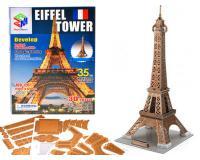 3D Eiffel-torony puzzle