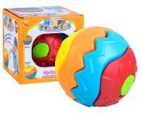 Készségfejlesztő piramis labda