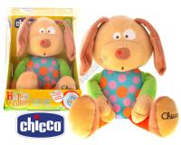 Chicco Colours plüsskutya