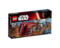 LEGO Star Wars Rey siklója 75099